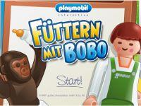Playmobil Fuettern mit Bobo