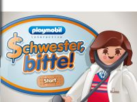 Playmobil Schwester bitte